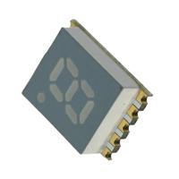 """Kingbright - ACSC02-41SGWA-F01 - DISPLAY 0.2"""" SGL 568NM GRN SMD"""