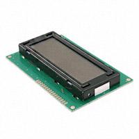 Kyocera International, Inc. - C-51847NFJ-SLW-AEN - LCD MOD CHAR 20X4 WHT TRANSFLECT