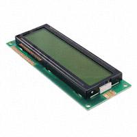 Kyocera International, Inc. - DMC-16230NY-LY-EEE-EGN - LCD MOD 16X2 CHARAC TRANS W/LED