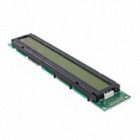 Kyocera International, Inc. - DMC-40202NY-LY-AZE-BDN - LCD MOD CHAR 40X2 TRANSMISSIVE