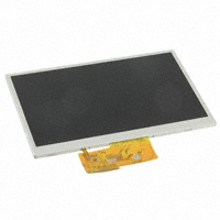"Kyocera International, Inc. - TVL-55781GD050J-LW-G-AAN - LCD 5"" TFT DISPLAY"