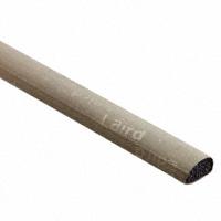 Laird Technologies EMI - 4134PA51H01800 - GASKT FAB/FOAM 10X457.2MM DSHAPE