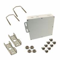 "Laird Technologies IAS - DCE-7X6X2 - BOX ALUMINUM GRAY 10""L X 7.1""W"
