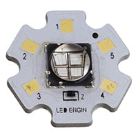 LED Engin Inc. - LZ4-40UA00-00U7 - EMITTER UV 405NM 1A