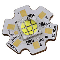 LED Engin Inc. - LZ9-M0CW00-0065 - LED EMITTER WHT 227LM 3CH MCPCB