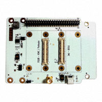 Lime Microsystems Ltd - ZIPPER - FMC/HSMC INTERFACE BOARD