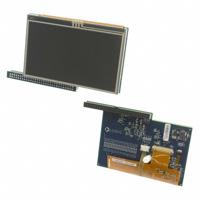"Logic - LCD-4.3-WQVGA-10R - KIT DISPLAY 4.3"" WQVGA TFT"