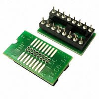 Logical Systems Inc. - PA-SOD3SM18-16 - SOCKET ADAPTER SOIC TO 16DIP