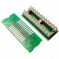 Logical Systems Inc. - PA-SOD3SM18-24 - SOCKET ADAPTER SOIC TO 24DIP