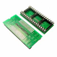 Logical Systems Inc. - PA-SOD6SM18-32 - ADAPTER 32SOIC TO 32DIP