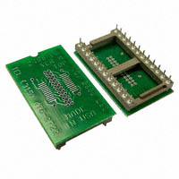 Logical Systems Inc. - PA-SSD6SM18-24 - ADAPTER 24TSSOP TO 24DIP