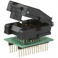 Logical Systems Inc. - PA32-28Z - ADAPTER 32-PLCC ZIF TO 28-DIP