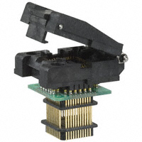 Logical Systems Inc. - PA44-PZP - ADAPTER 44-PLCC ZIF TO 44-PLCC