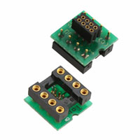 Logical Systems Inc. - PA-DSO-0803 - ADAPTER 8 PIN DIP BOARD.
