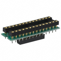 Logical Systems Inc. - PA-DSO-2803 - ADAPTER 28-DIP BOARD