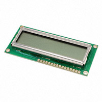 Lumex Opto/Components Inc. - LCM-S01602DTR/A - LCD MODULE 16X2 CHARACTER