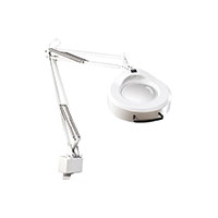 Luxo - 16346WT - LAMP MAGNIFIER 5 DIOPT 115V 22W