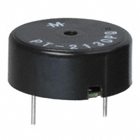 Mallory Sonalert Products Inc. - PT-2130PQ - AUDIO PIEZO TRANSDUCER 1-30V TH