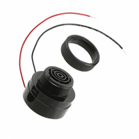 Mallory Sonalert Products Inc. - SC616NLR - AUDIO PIEZO IND 6-16V PNL MNT