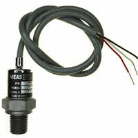 TE Connectivity Measurement Specialties - M3031-000005-100PG - TRANSDUCER .5-4.5VDC 100# PRES