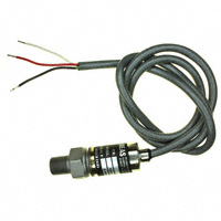 TE Connectivity Measurement Specialties - M3431-000006-01KPG - SENSOR 1KPSIG 1/8NPT .5-4.5V