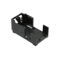 MPD (Memory Protection Devices) - BC9VPC - HOLDER BATTERY 9V PC MOUNT