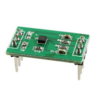 Memsic Inc. - MMC2460MT-B - BOARD EVAL FOR MMC2460MT