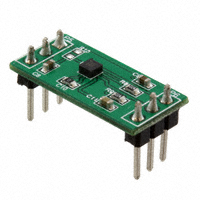 Memsic Inc. - MMC33160MT-B - BOARD EVAL FOR MMC33160MT