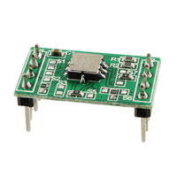 Memsic Inc. - MXC62320EP-B - BOARD EVAL FOR MXC62320EP