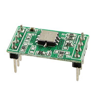 Memsic Inc. - MXC62320MP-B - BOARD EVAL FOR MXC62320MP