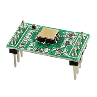 Memsic Inc. - MXC62350QB-B - BOARD EVAL FOR MXC62350QB