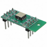 Memsic Inc. - MXP7205VF-B - BOARD EVAL FOR MXP7205VW