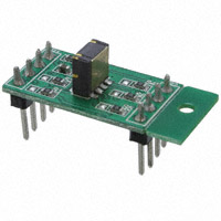 Memsic Inc. - MXP7205VW-B - BOARD EVAL FOR MXR7205VW