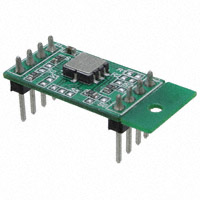 Memsic Inc. - MXR6500MP-B - BOARD EVAL FOR MXR6500MP