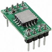 Memsic Inc. - MXR9150MZ-B - BOARD EVAL FOR MXR9150MZ