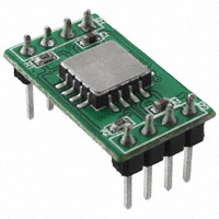 Memsic Inc. - MXR9500MZ-B - BOARD EVAL FOR MXR9500MZ