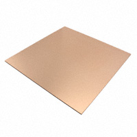 "MG Chemicals - 550 - PCB COPPER CLAD 6X6 1/16"" 2-SIDE"
