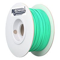 MG Chemicals - PLA17FLGR1 - PLA, 1.75 MM, 1 KG SPOOL - PREMI