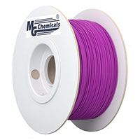 MG Chemicals - PLA30PU1 - PREM 3D FILIMENT PURPLE 1.0KG