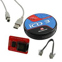 Microchip Technology - DV164035 - MPLAB ICD3 DEBUGGER/PROGRAMMER