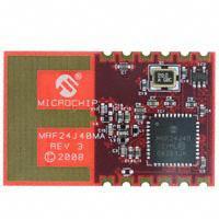 Microchip Technology - MRF24J40MAT-I/RM - RF TXRX MOD 802.15.4 TRACE ANT