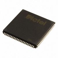 Microsemi Corporation - A42MX16-PL84I - IC FPGA 72 I/O 84PLCC