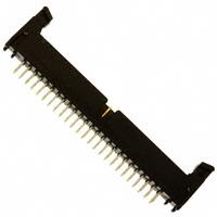"3M - 155250-6302-RB - CONN HEADER 2MM 50POS VERT .112"""