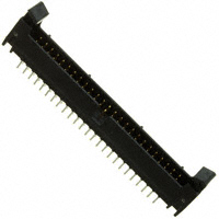 "3M - 155250-6303-RB - CONN HEADER 2MM 50POS VERT .155"""