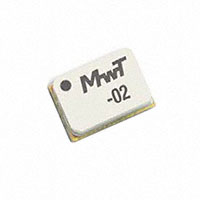 Microwave Technology Inc. - WPS-495922-02 - PWR AMP LIN 4.9-5.9GHZ SMD
