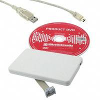 MikroElektronika - MIKROE-1505 - MIKROPROG PROGR DEBUG TIVA