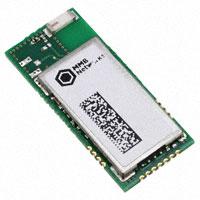 MMB Networks - Z357PA40-SMT-P-NC-N - RF TXRX MODULE 802.15.4 CHIP ANT