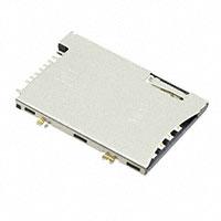 Molex, LLC - 0476030001 - CONN SIM CARD PUSH-PUSH R/A SMD