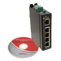 Molex Connector Corporation - 1120360036 - CONN RCPT UM HD 5 PORTS RJ45