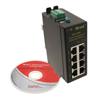 Molex Connector Corporation - 1120360038 - CONN RCPT UM HD 8 PORTS RJ45